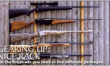 Gearing Up: Nice Rack