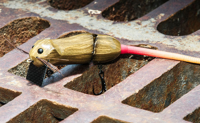 Three Killer Rodent Lures for Topwater Bass