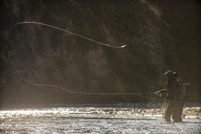 fall flyfishing