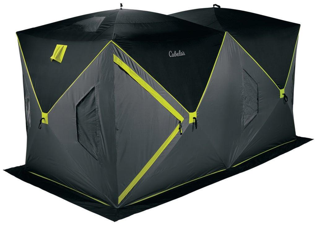 Cabela's Hub Ice Shelter