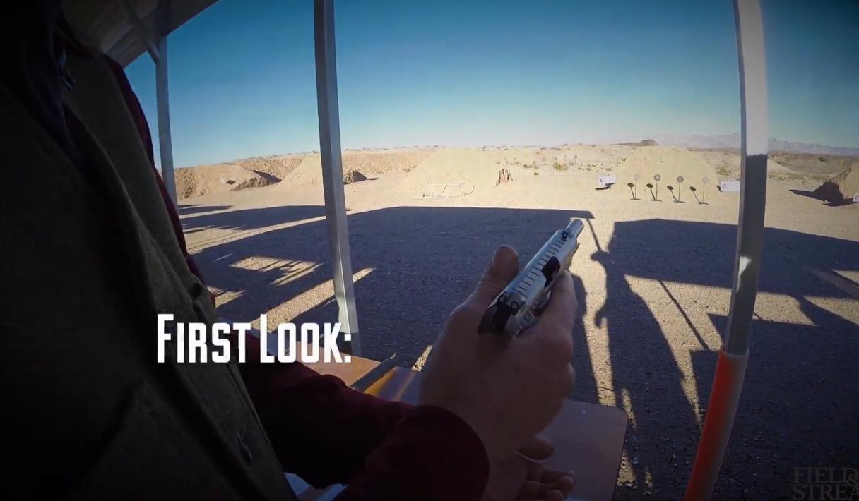 New Handgun First Look: Kimber Micro Raptor