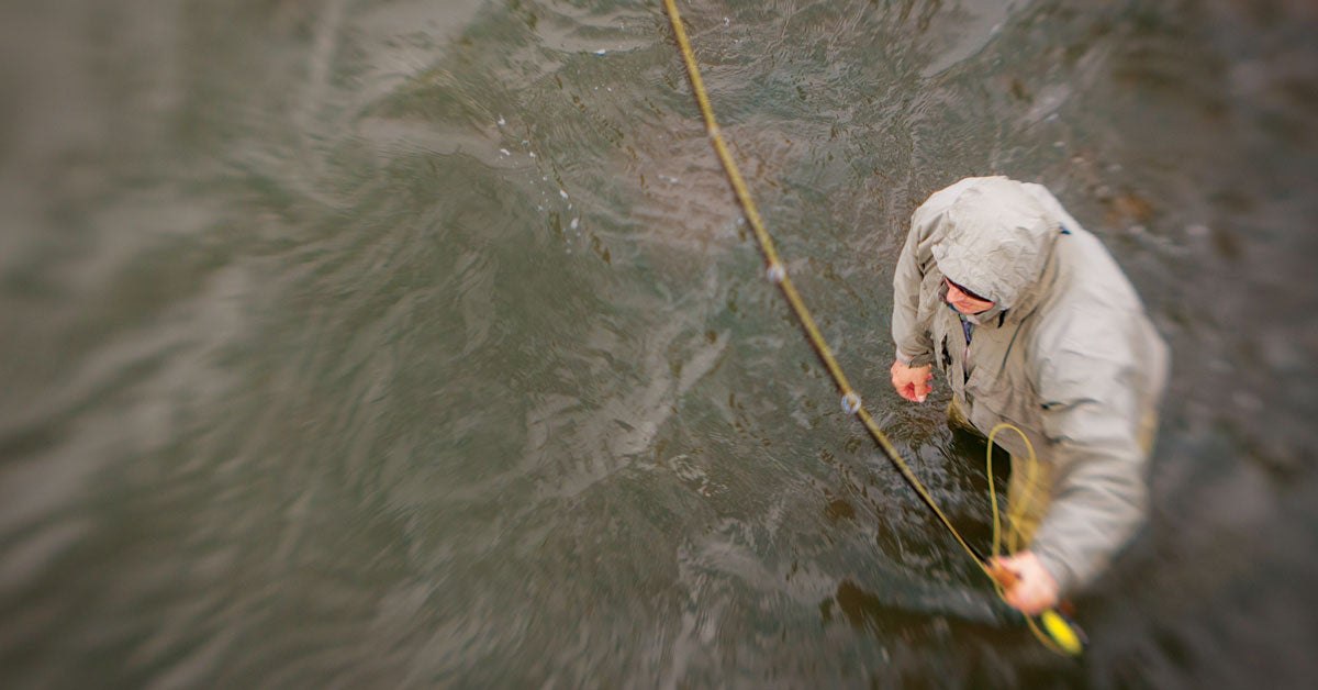 Sight Unseen: How to Fish Through Bad Weather