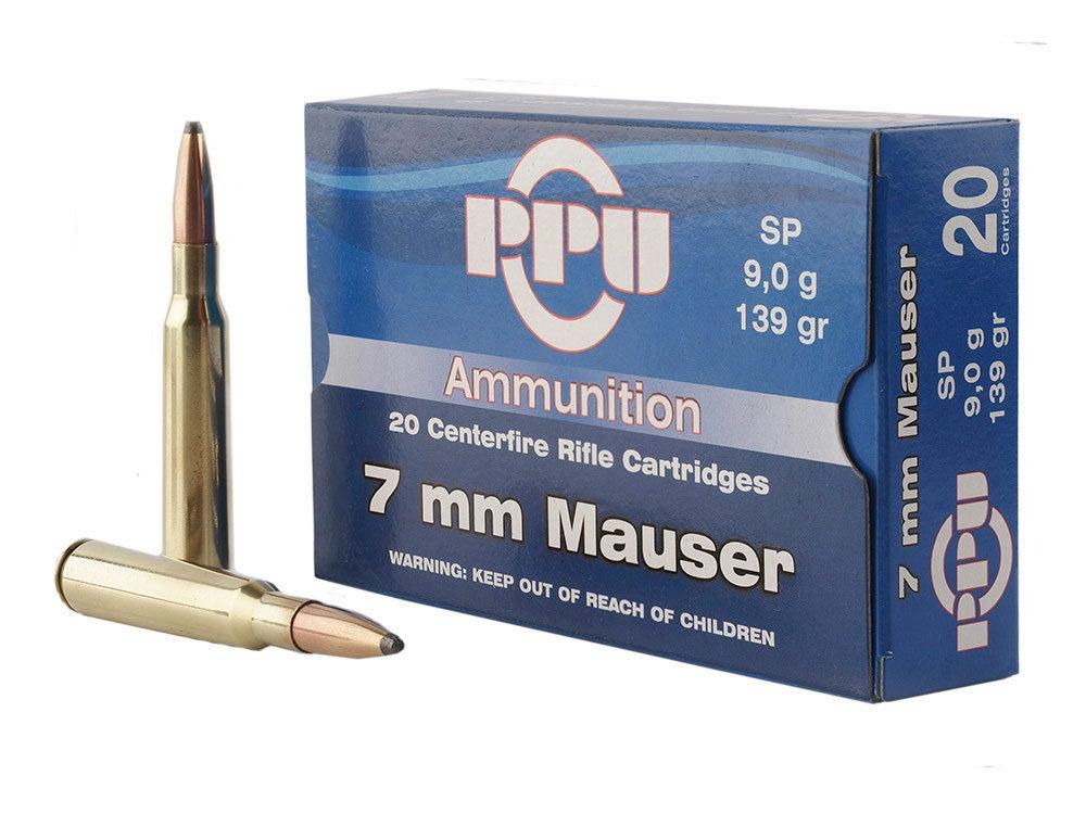 7 57 remington centerfire rifle ammuntion