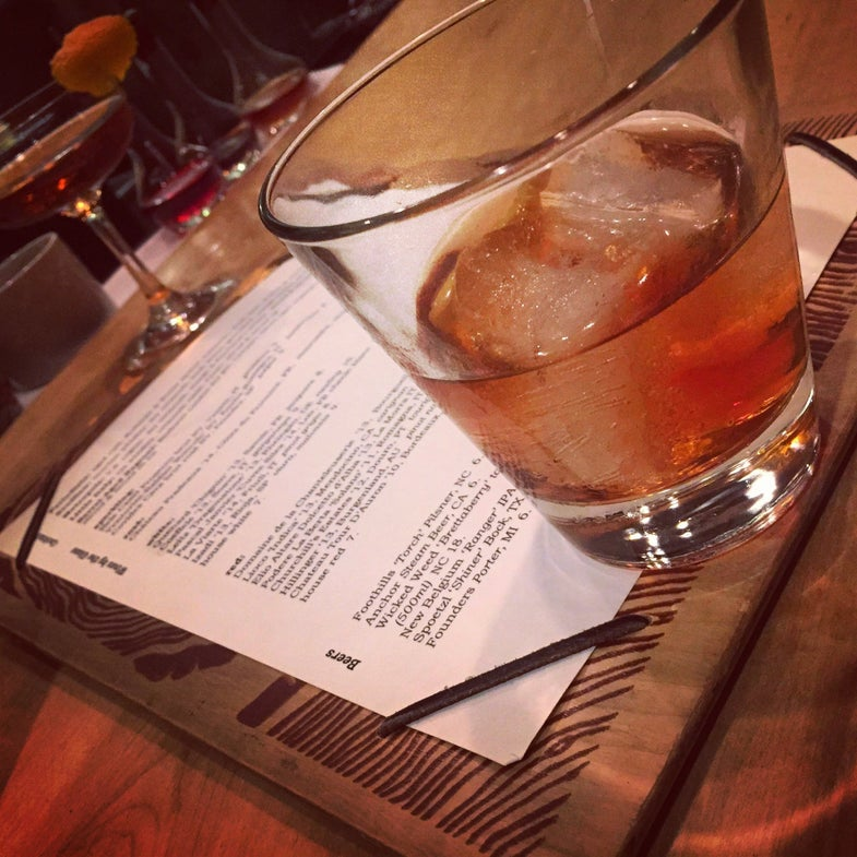 Friday Happy Hour: The Little Italy