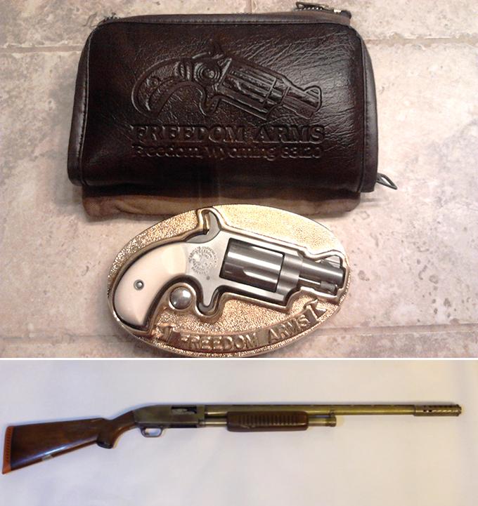 Gunfight Friday: Heirloom Edition, Part II