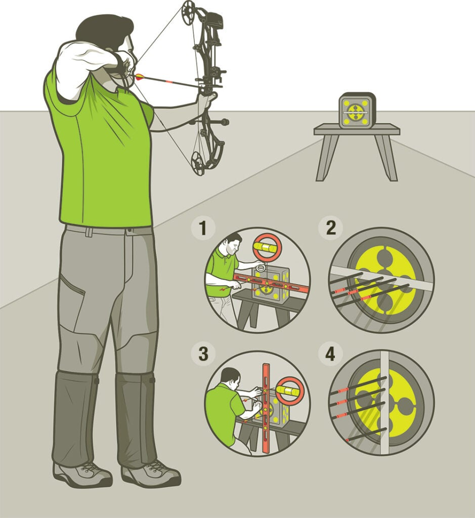 Set your sights for serious accuracy using these four steps
