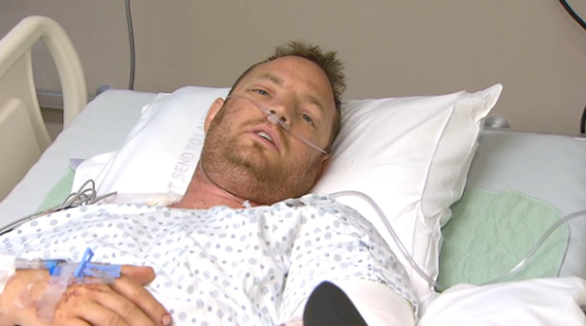 Vancouver Man Saves His Life by Kicking Grizzly in the Snout