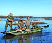 Ode to Joie: Hunting the Cajun Way