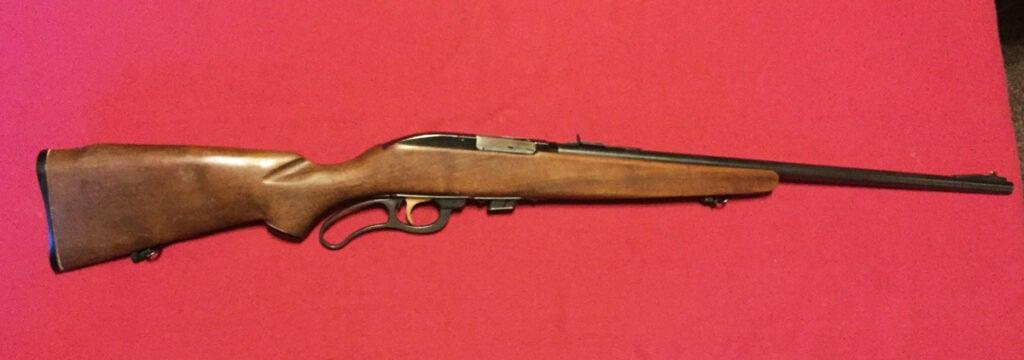 marlin 22, gunfight friday, rimfires 1950s,