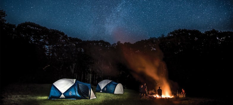 ol guide life base camp tent