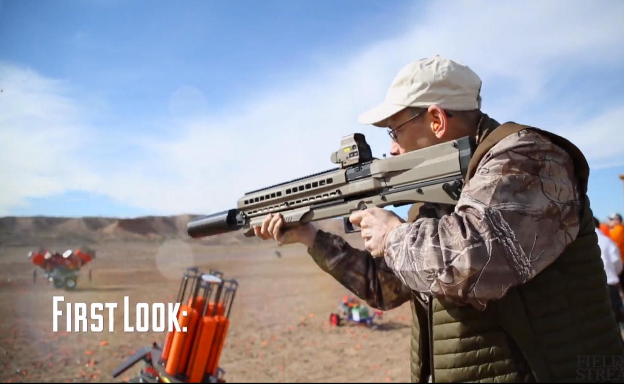 New Dual-Magazine Shotgun First Look: UTAS 15