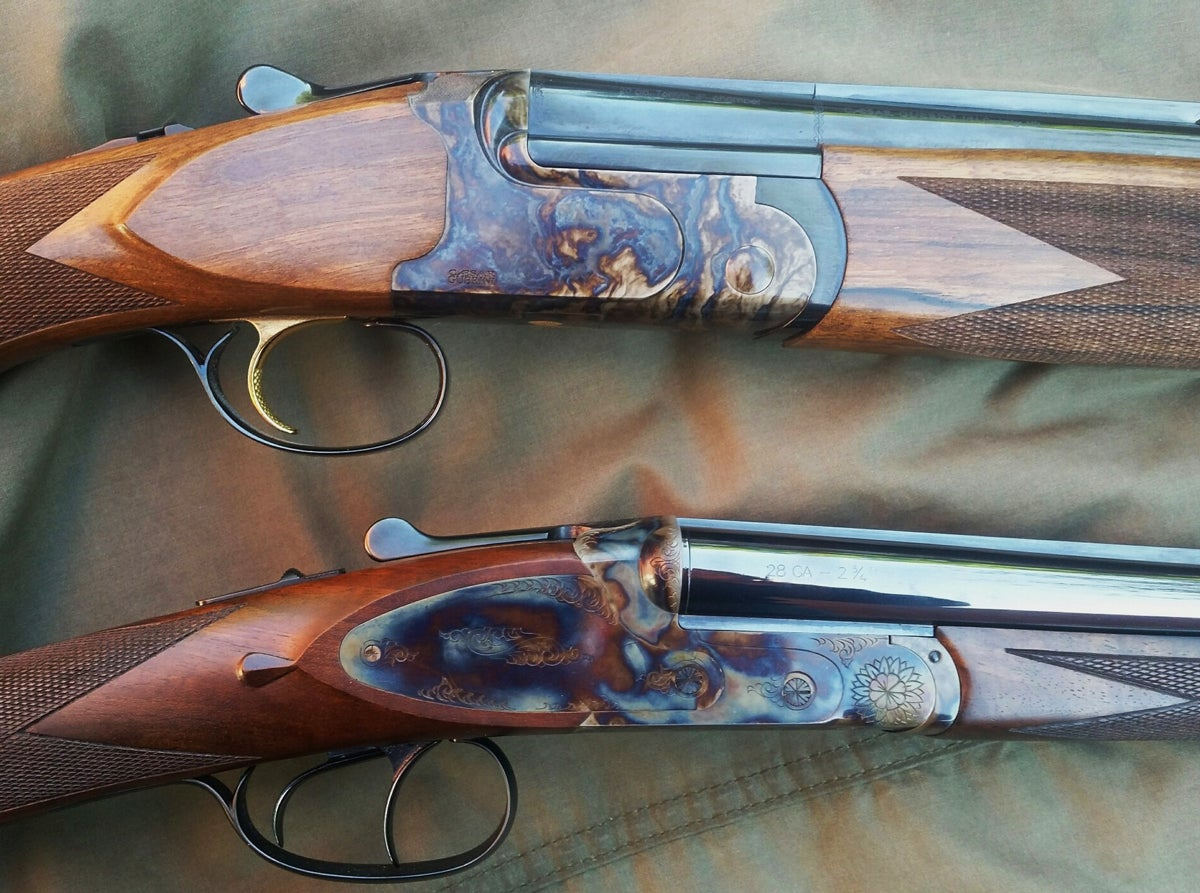The Best Case Color Finish for Your Shotgun