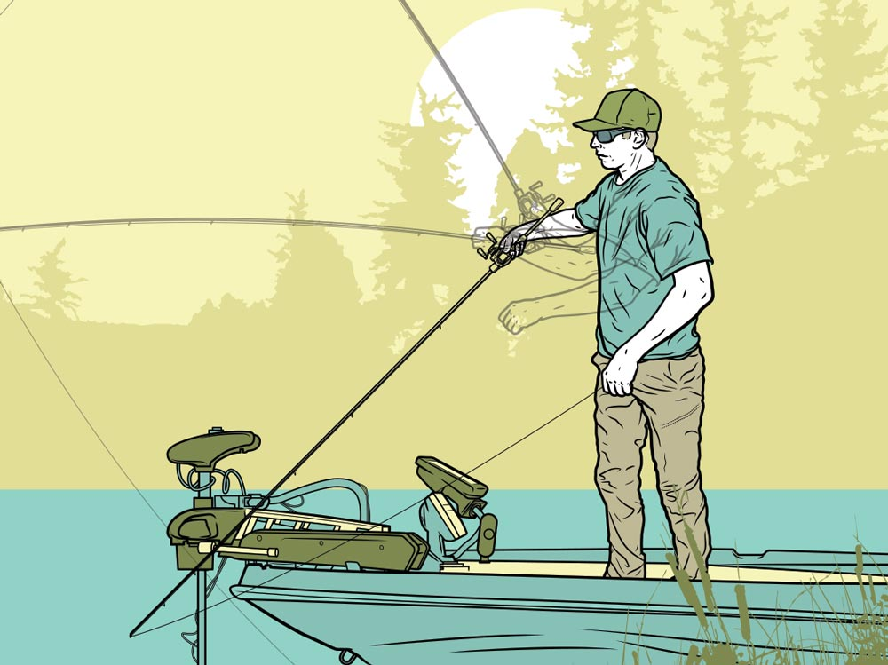 bass fishing pitch tips