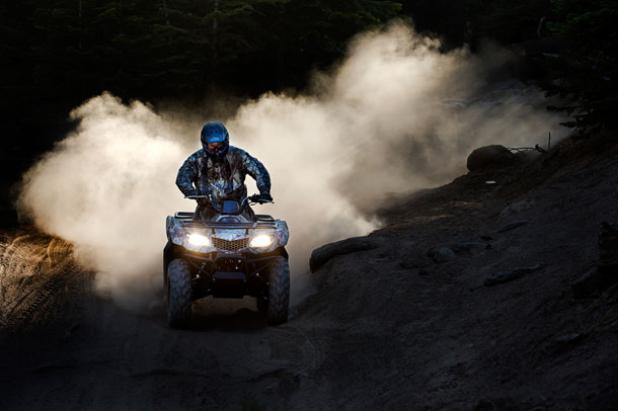 ATV Review: 2013 Suzuki King Quad 400 ASi