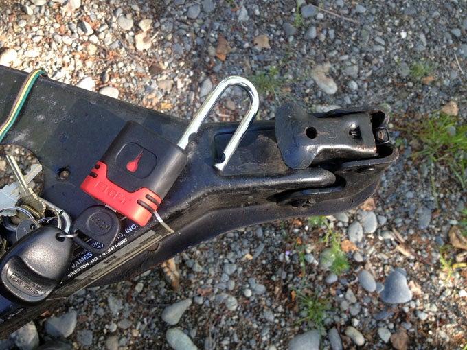 ATV Gear Review: BOLT Padlock