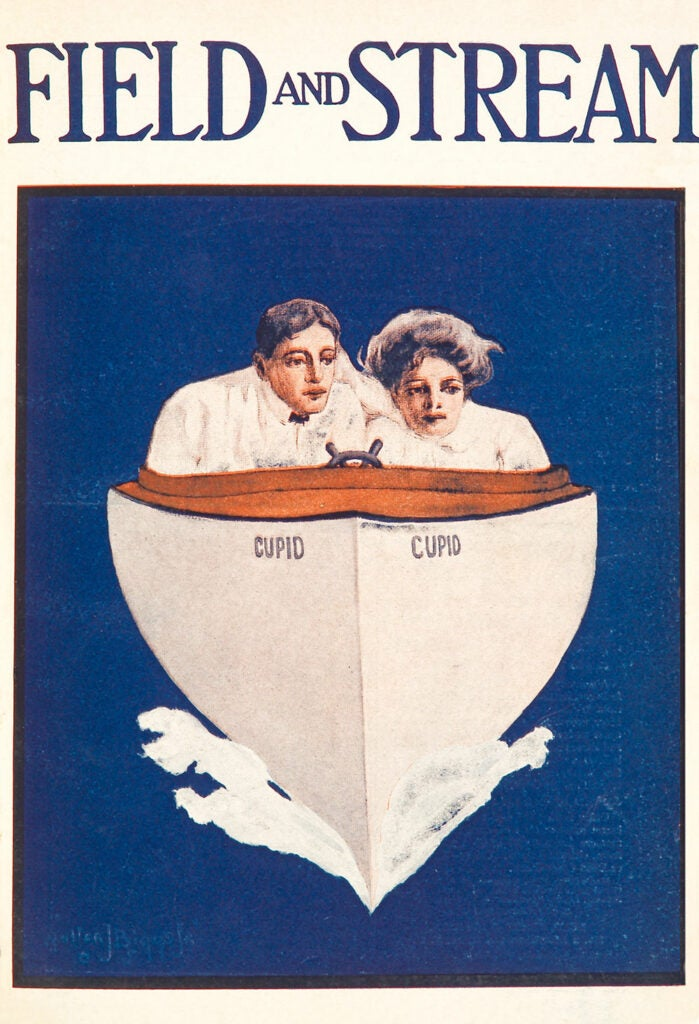 boat, lovers, water, vintage, covers, F&S