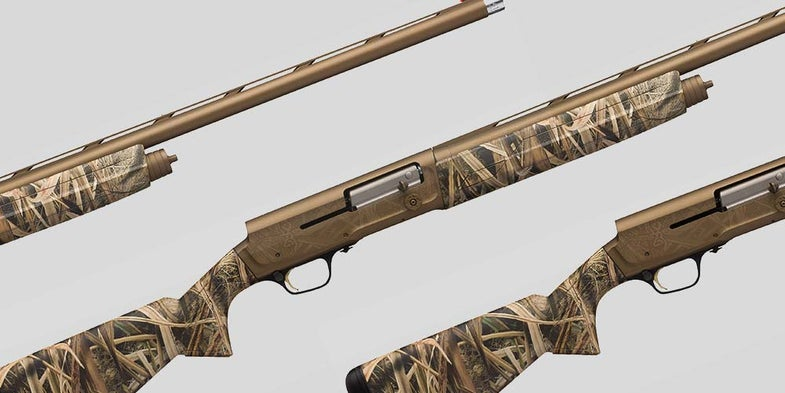 browning a5 wicked wing rifle teaser