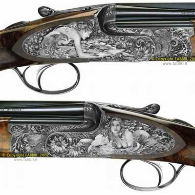 shotguns art photos