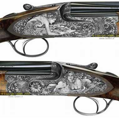 shotguns art photos