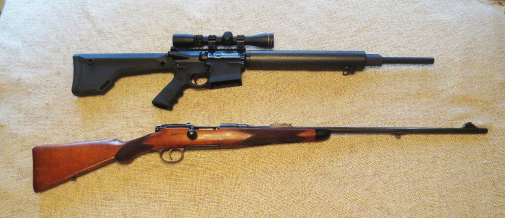 httpswww.fieldandstream.comsitesfieldandstream.comfilesimport2016Judge27s-Hog-Rifles.jpg