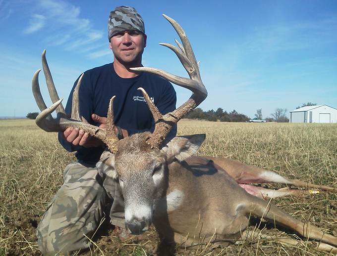 Photos: Giant Typical Buck Confirmed as New South Dakota Record