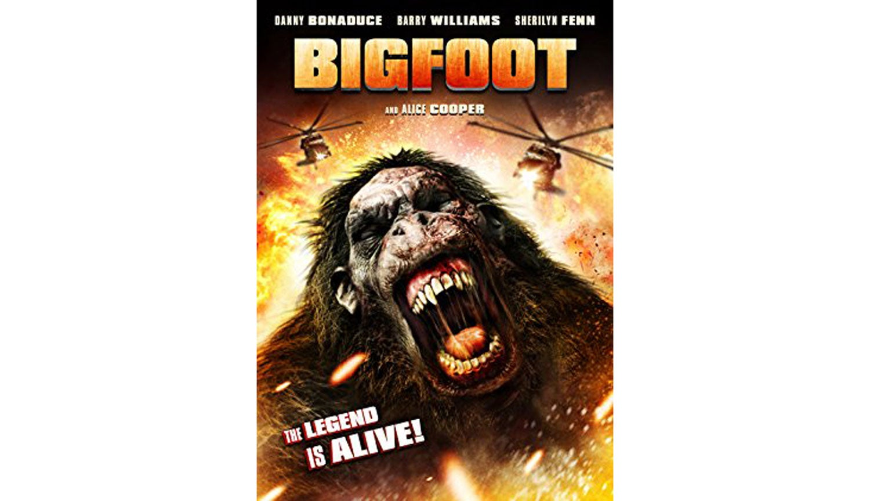 Bigfoot Is Real