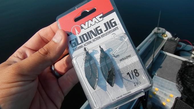 New Lure: VMC Gliding Jig
