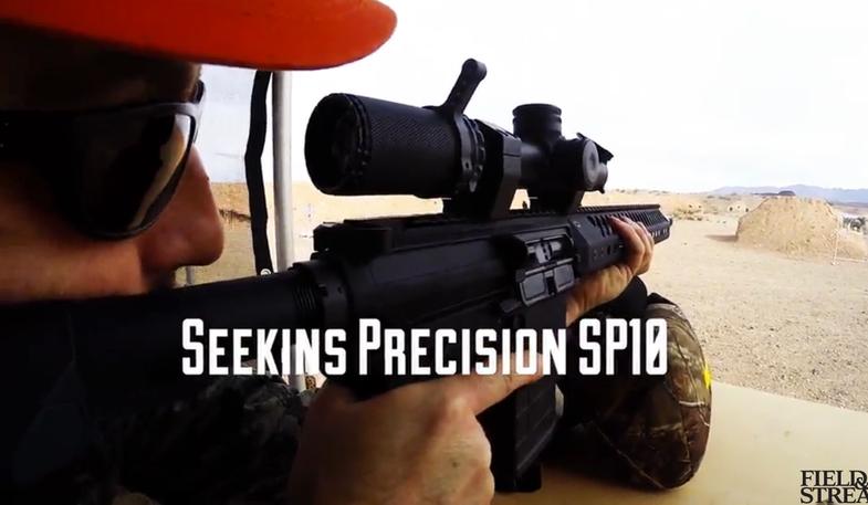 New .308 Rifle: Seekins Precision SP10