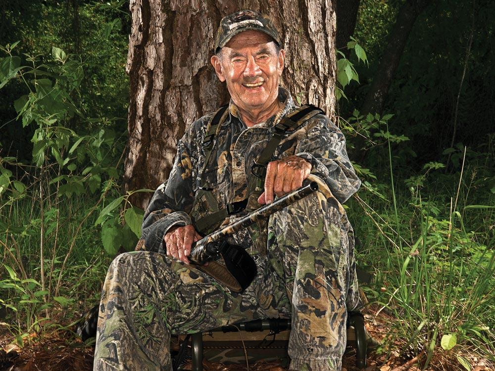 Tom Kelly turkey hunter