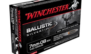 11 Best Rifle Cartridges for Whitetail Deer