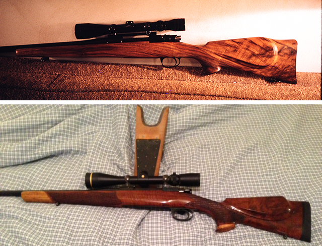 Gunfight Friday: Custom Rifles Edition