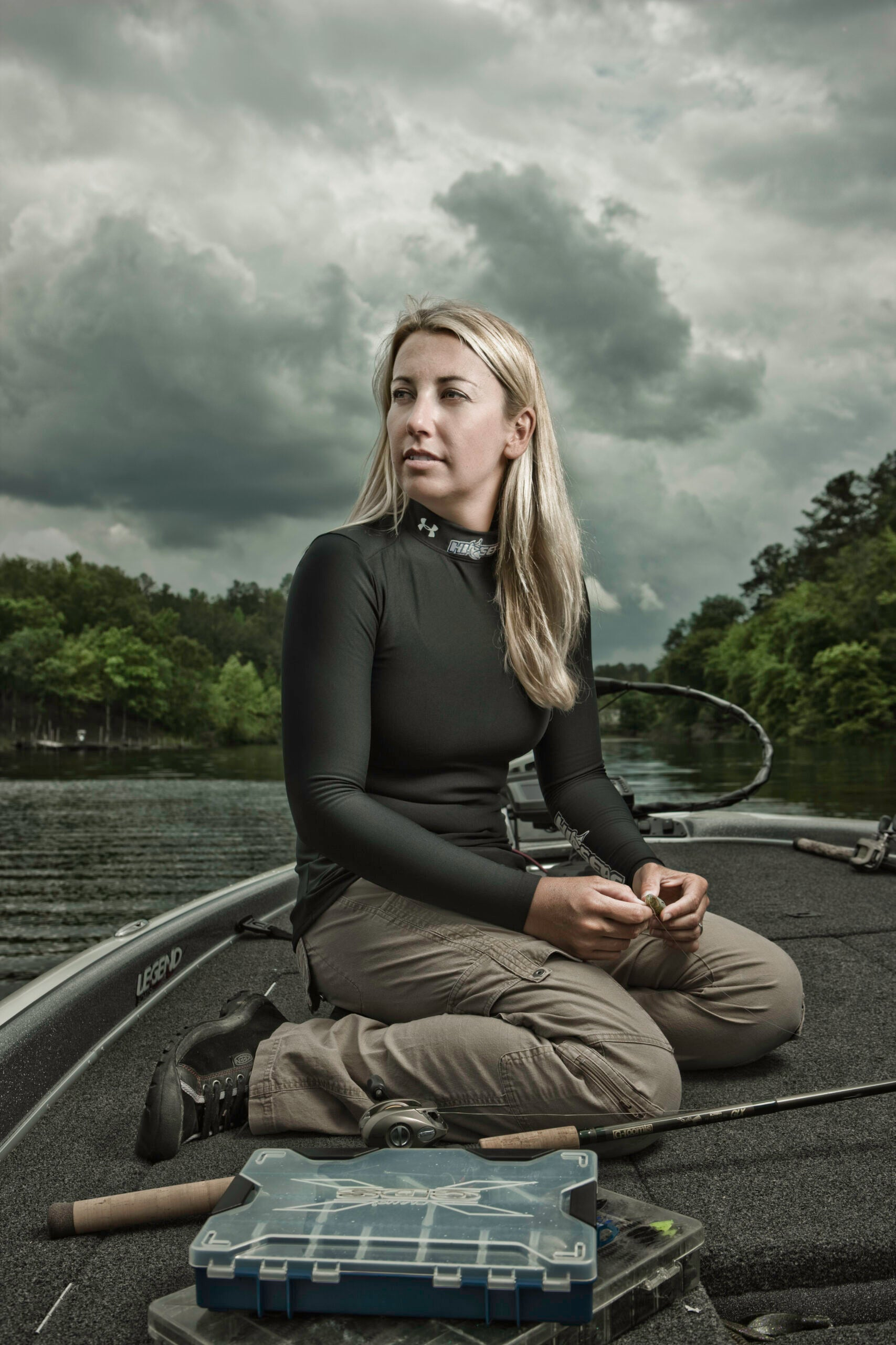 An Interview with Kim Bain-Moore, First Woman to Compete in the Bassmaster Classic