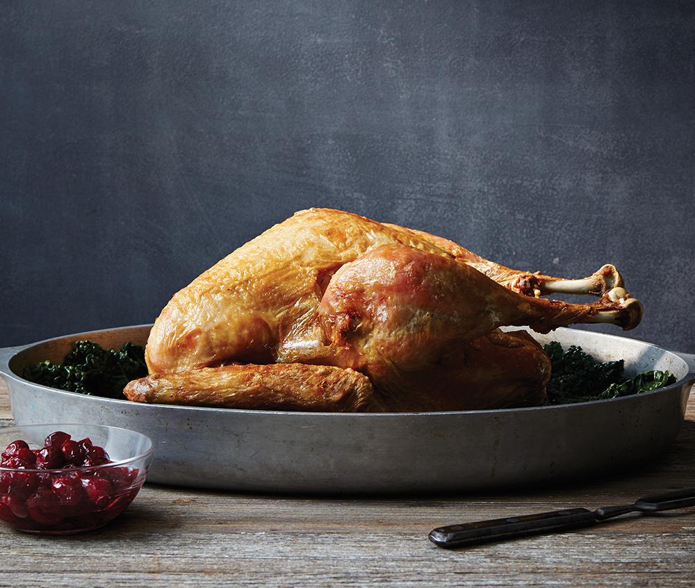Deep-Fried Wild Turkey