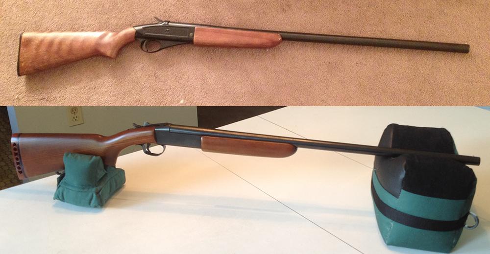 Gunfight Friday: Hand Me Down Single-Shot Shotguns