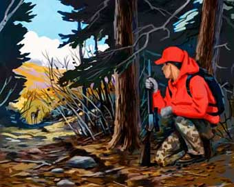 Whitetail Hunting Tutorial