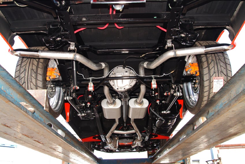 Fitting Your Truck with Aftermarket Exhaust