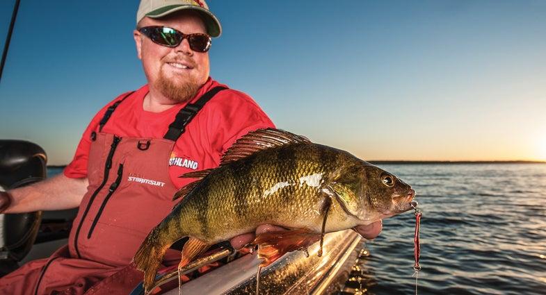 fishing road trip, upper midwest fishing, walleye, panfish, blues music, fish restaurants