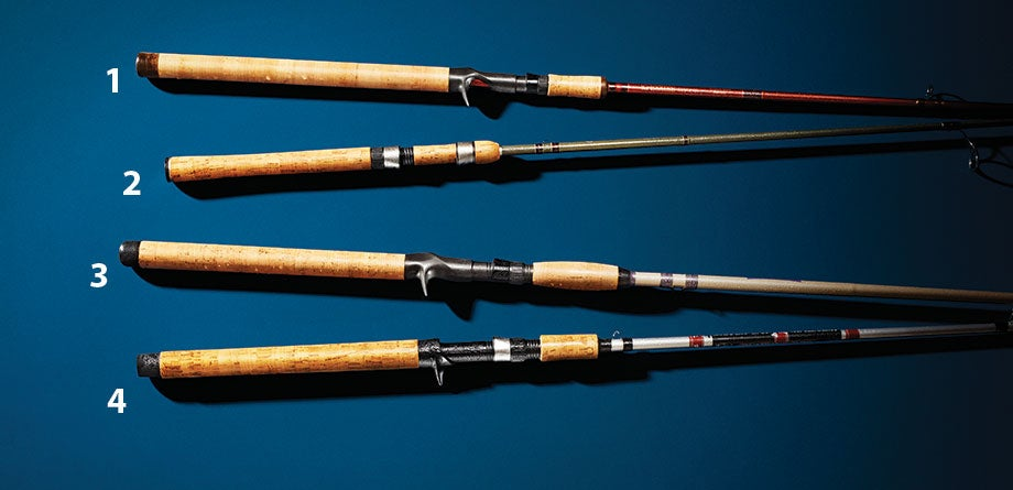 rods, poles, fishing, best of the best