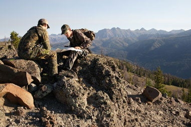 Backcountry Bowhunting in the Thorofare