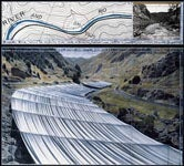 Christo's New Art Project on Arkansas River Causes Environmental Concerns