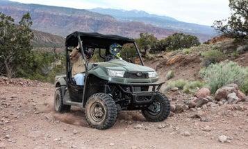 ATV Review: 2014 Kymco UXV 700i