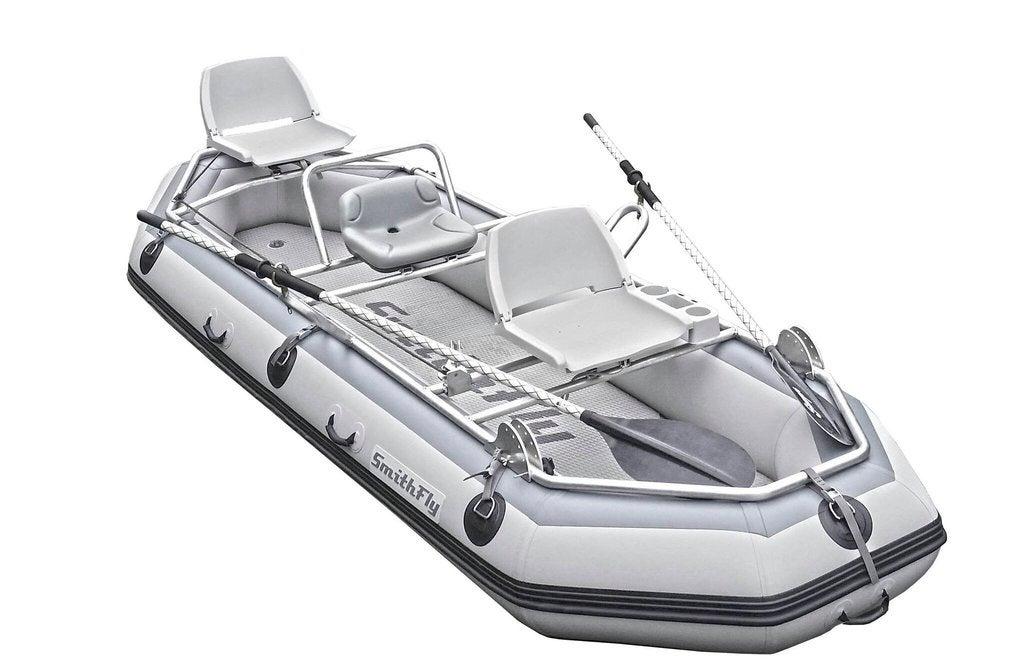 raft, floats, water