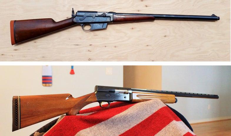 gunfight friday, Auto Five, Auto 5,
