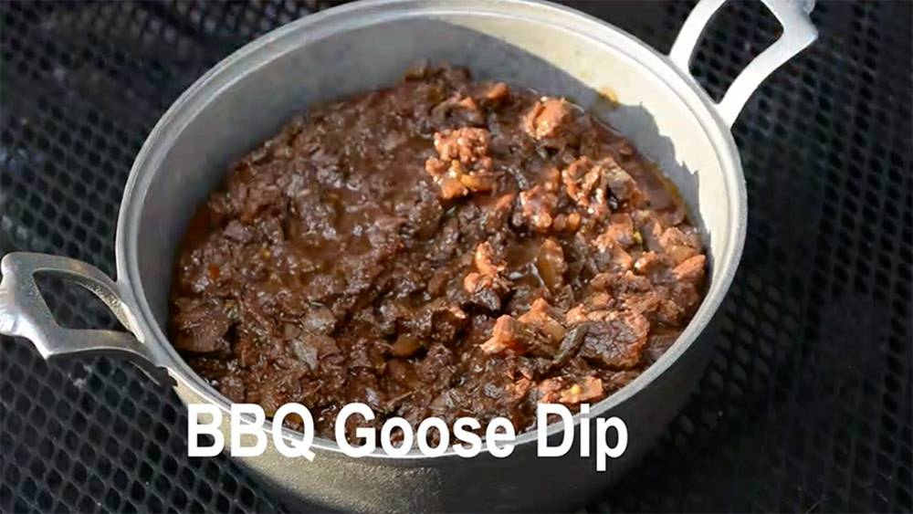 How to Make Slow-Cooker Barbecue Goose Breast Dip—VIDEO