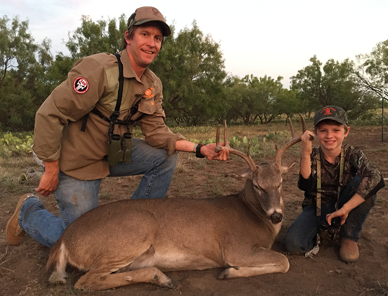Conditions Looking Good for Deer, but The Heat Is Still Challenging Hunters
