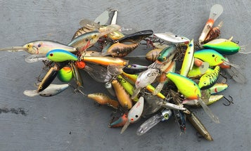 Forget The Winter Clean Up. Just Sell Your Old Lures