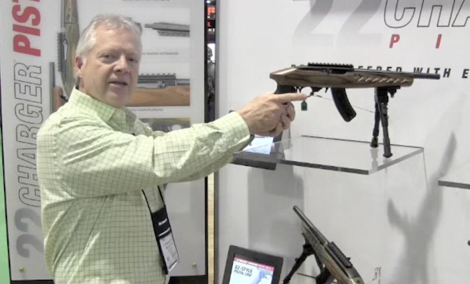 New Pistol: Ruger's Improved 22 Rimfire Charger