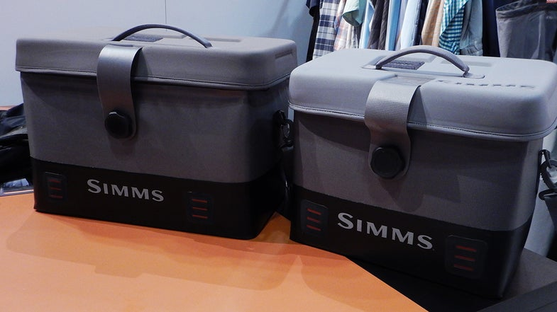 ICAST Report: Simms Introduces One Slick Boat Bag