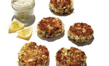 Recipe: Bass and Ham Cakes