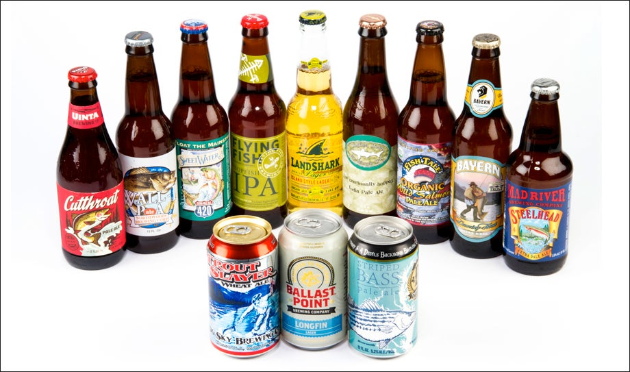 Taste Test: 12 Beers With Fish Names